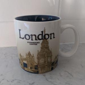 London Starbucks Mug Coffee Cup Collectors Series
